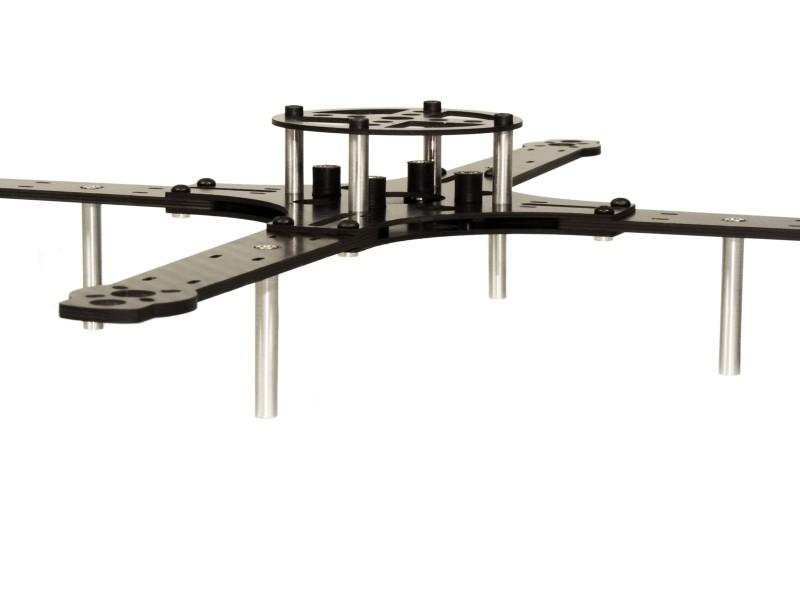 AF4-350-3D Landing legs MULTICOPTERS