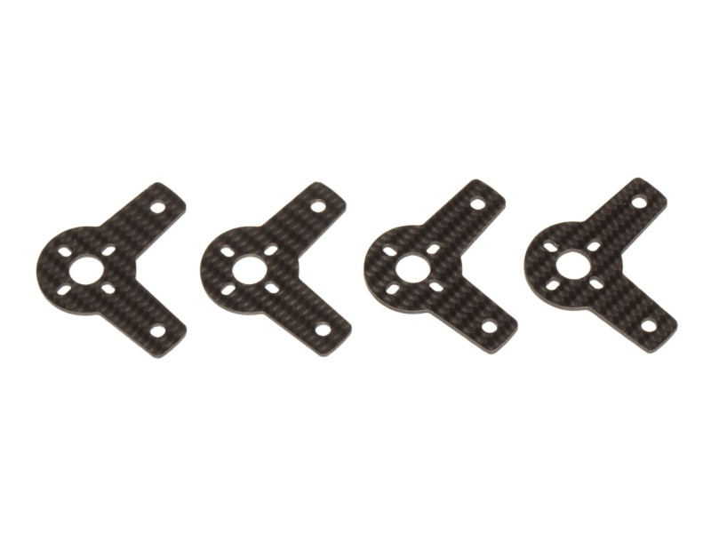 AF4-350-3D Motor protection plates MULTICOPTERS