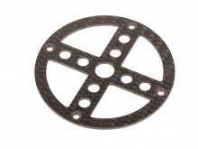 AF4-350-3D Protection plate for electronics MULTICOPTERS
