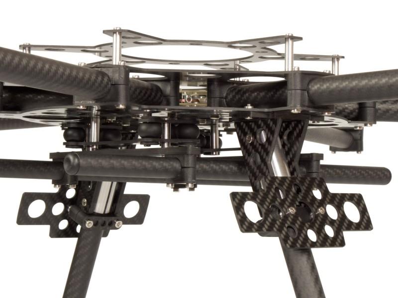 AF6-800 Mounting frame MULTICOPTERS