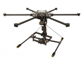 AJ6-800 Advanced AirJib MULTICOPTERS