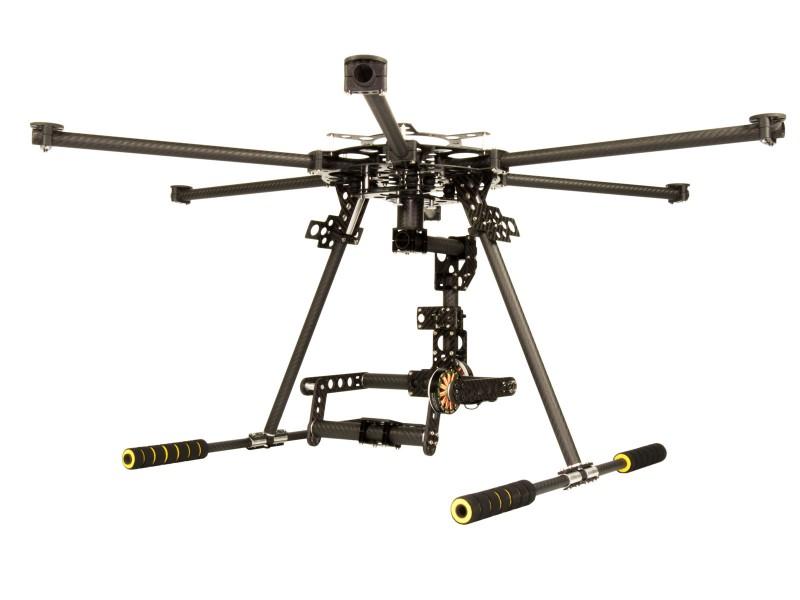 AJ6-800 Basic AirJib MULTICOPTERS