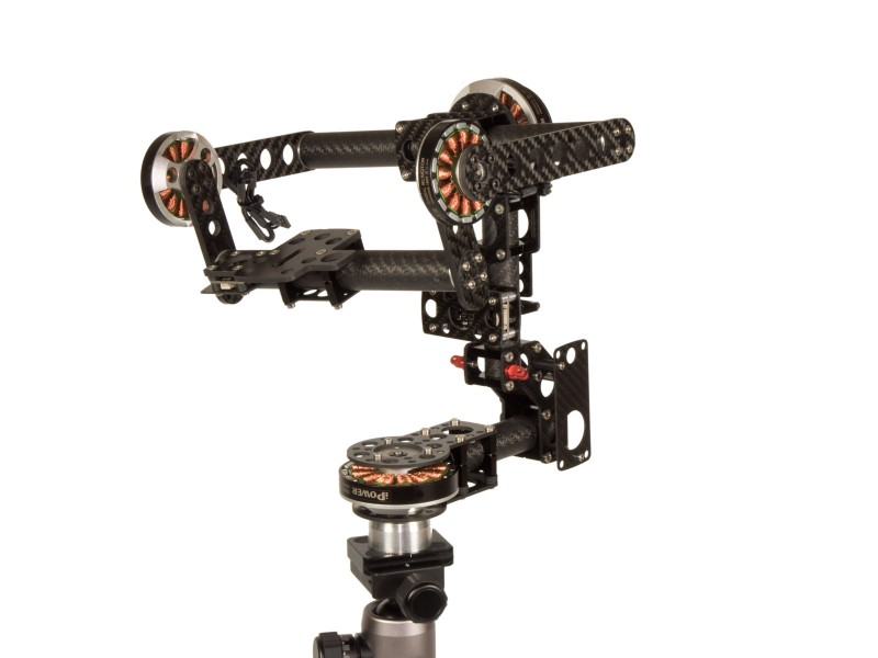 CM-M Pitch boom 100mm length (motor side) GIMBALS