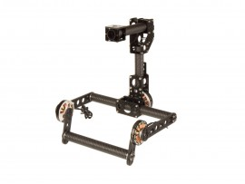 CM-M Gimbal 2-axes double pitch drive GIMBALS