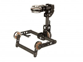 CM-M Gimbal 3-axes double pitch drive GIMBALS