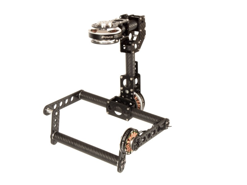 CM-M Gimbal 3-axes single pitch drive GIMBALS