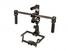 CM-M CameraMount 2-Achsen Single-Pitch-Drive GIMBALS
