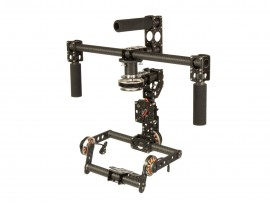 CM-M CameraMount 3-axes double pitch drive GIMBALS