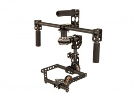 CM-M CameraMount 3-axes single pitch drive GIMBALS