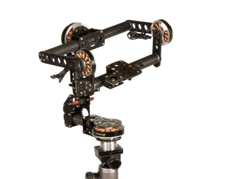 CM-M Tripod adapter GIMBALS